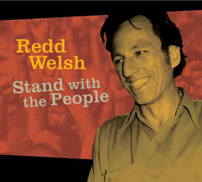 Stand with the People by Redd Welsh